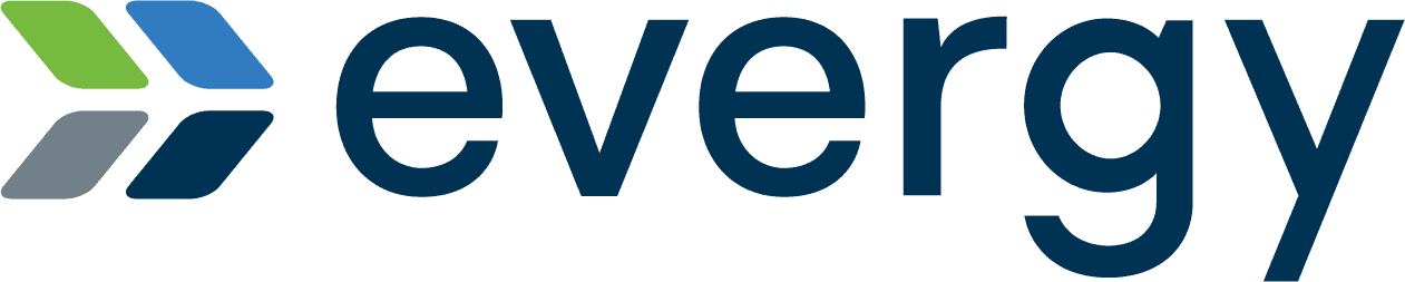 Evergy logo.